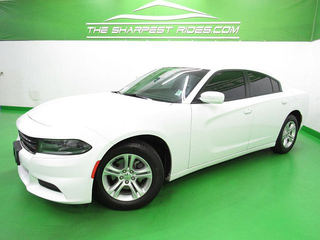 used Dodge Charger 2019 vin: 2C3CDXBG6KH640835