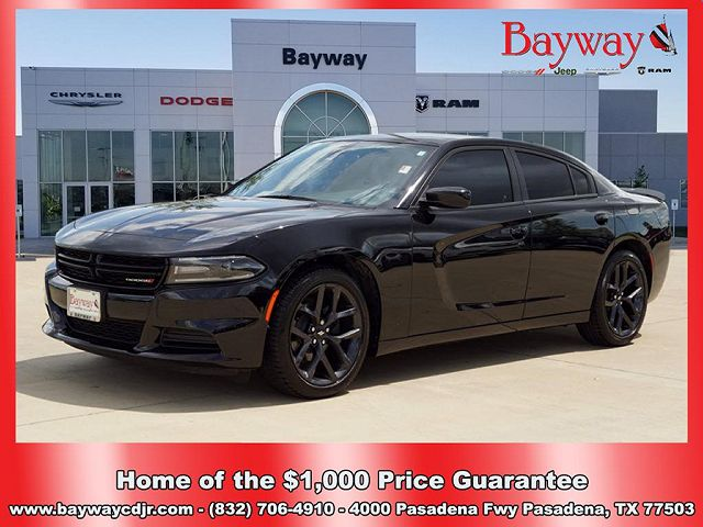used Dodge Charger 2019 vin: 2C3CDXBG3KH523083