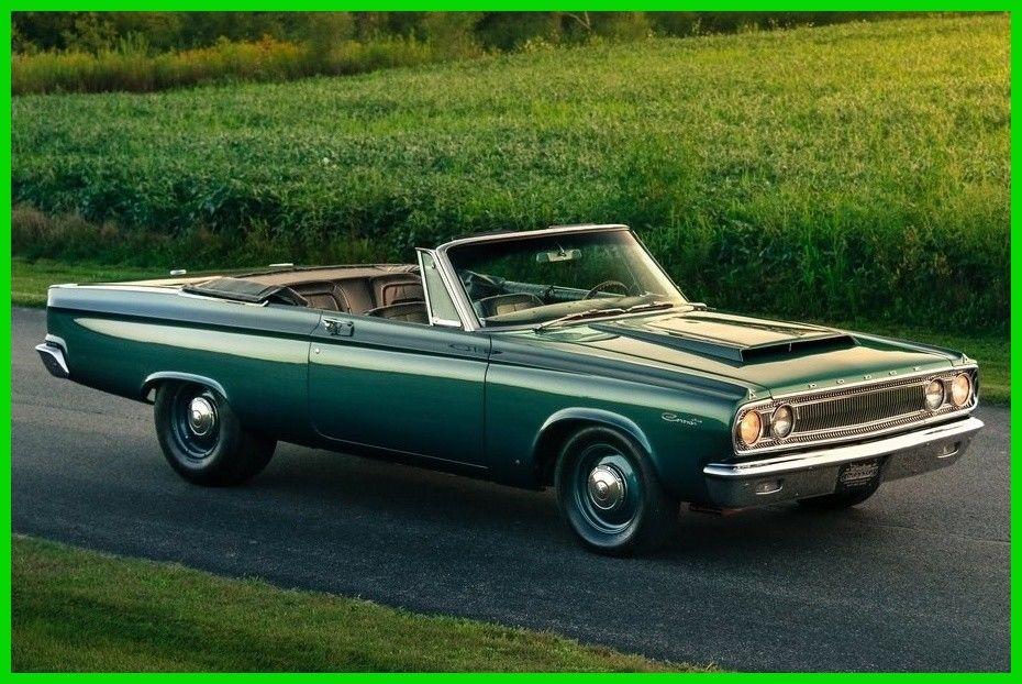 Dodge Coronet 1965 $12100.00 incacar.com