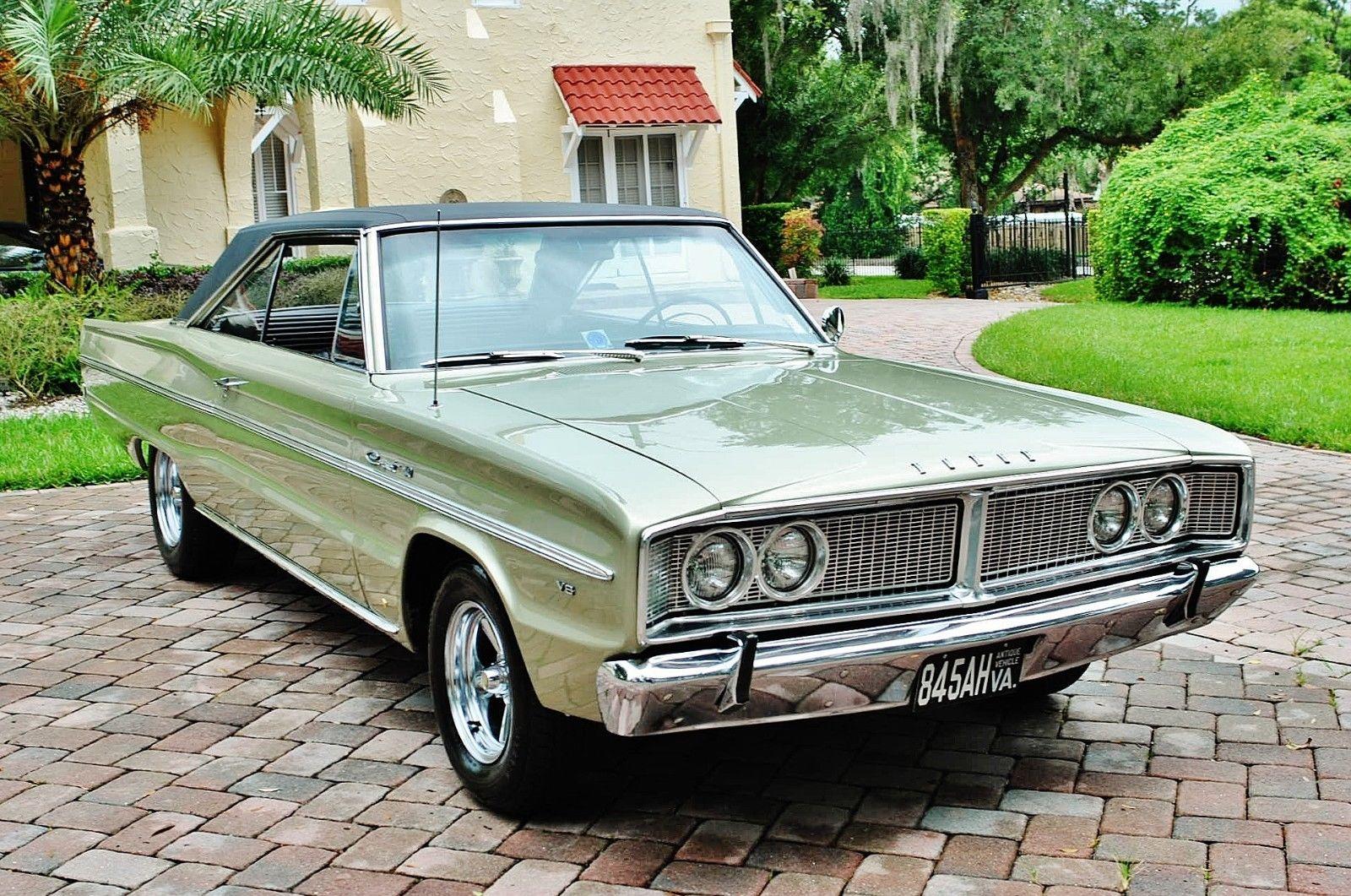 Dodge Coronet 1966 $10099.90 incacar.com