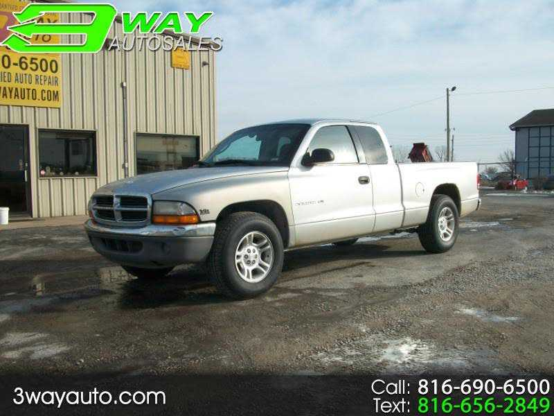 Dodge Dakota 2001 $5995.00 incacar.com