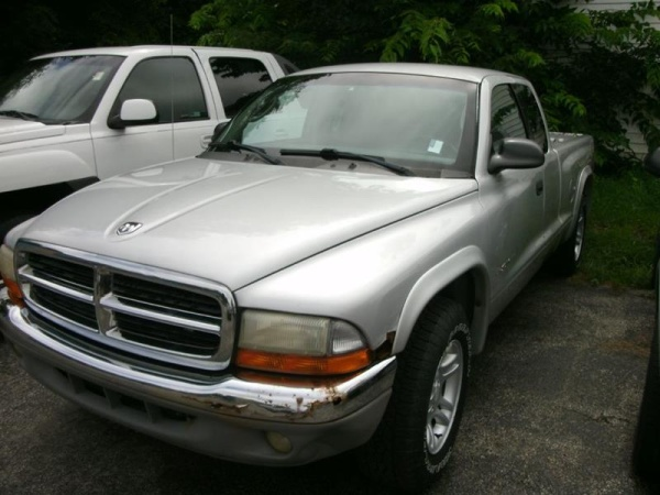 used Dodge Dakota 2002 vin: 1B7GL42X02S532458