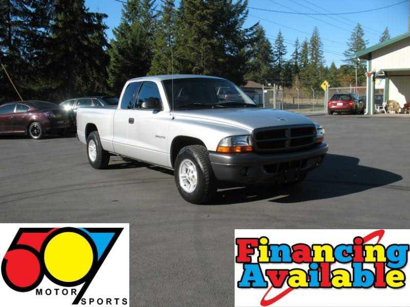 Dodge Dakota 2002 $4995.00 incacar.com