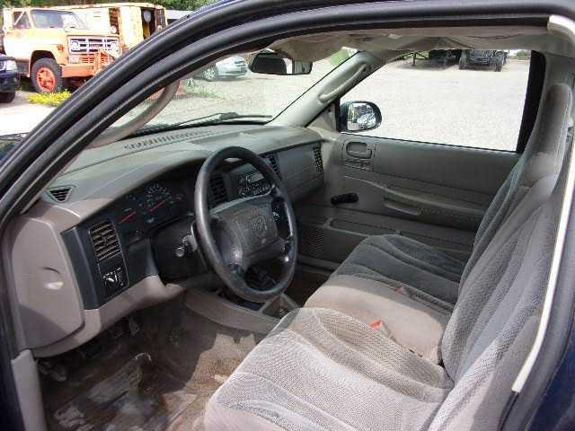 used Dodge Dakota 2004 vin: 1D7FL16K74S554989