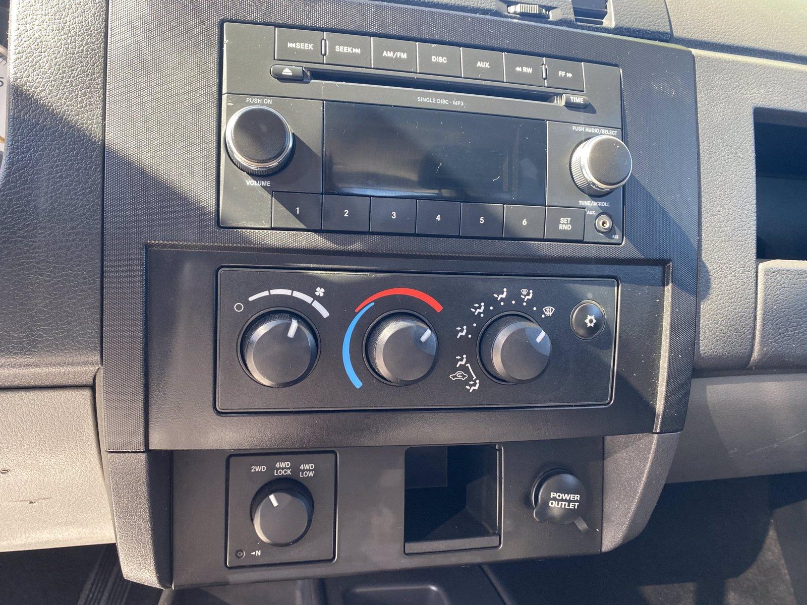 2010 Dodge Dakota Big Horn