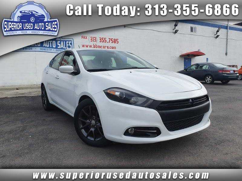 Dodge Dart 2015 $4999.00 incacar.com