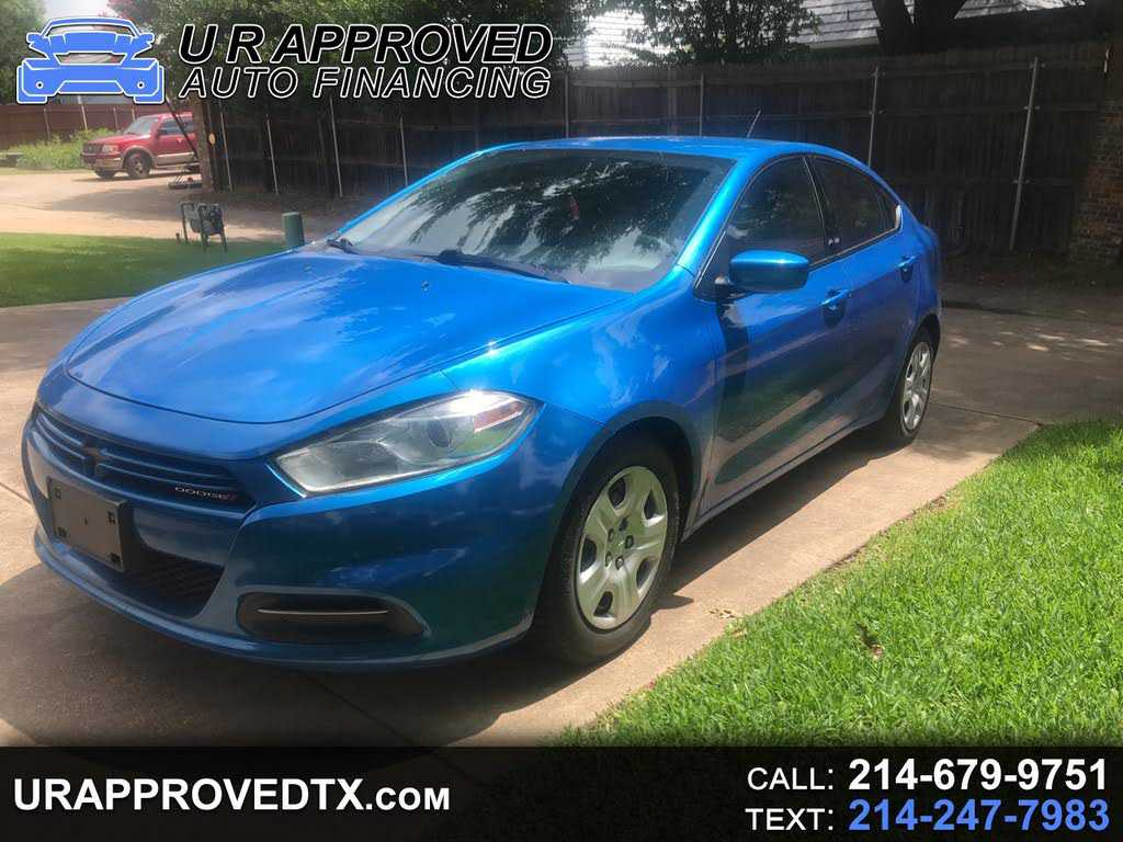 Dodge Dart 2015 $6900.00 incacar.com
