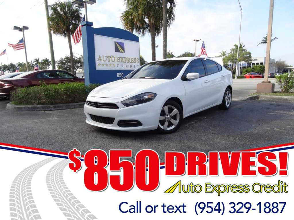 Dodge Dart 2015 $6800.00 incacar.com