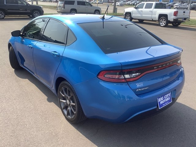 2015 Dodge Dart SE