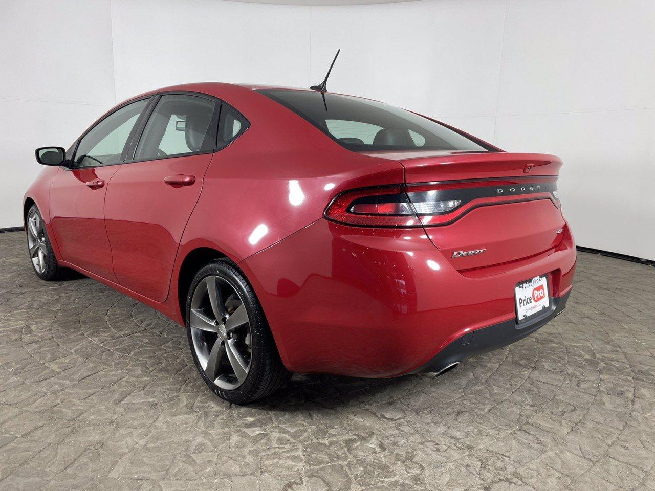 2016 Dodge Dart GT