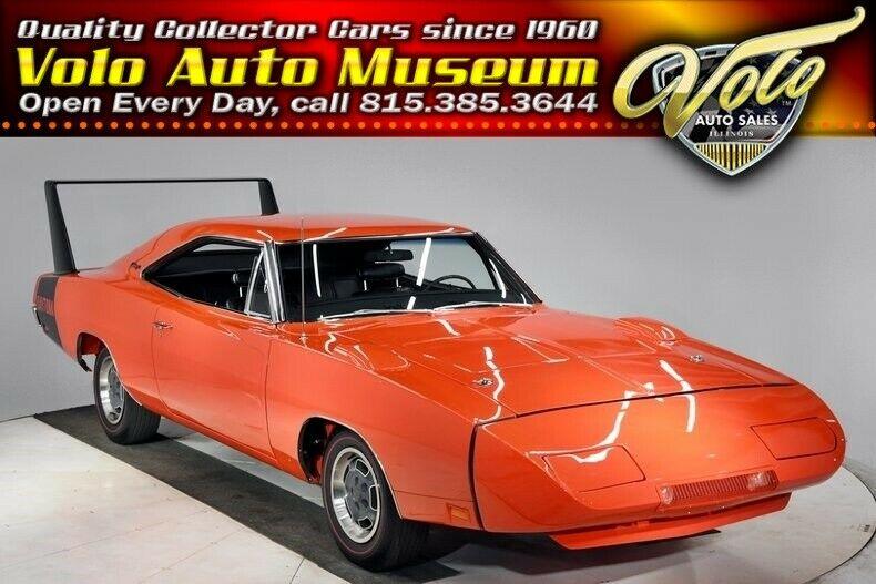 Dodge Daytona 1969 $247998.00 incacar.com