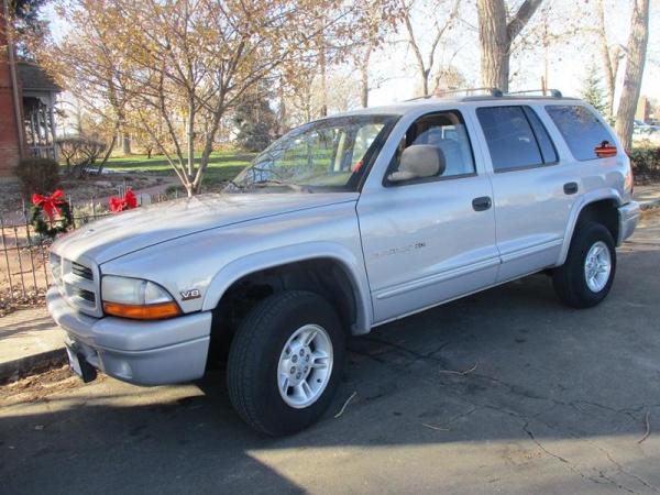 Dodge Durango 1998 $4595.00 incacar.com