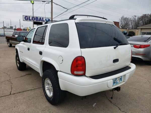 Dodge Durango 1998 $3950.00 incacar.com