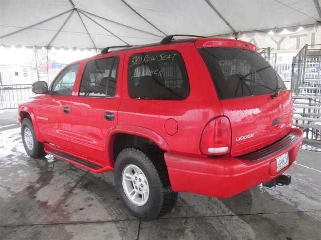 Dodge Durango 1999 $2800.00 incacar.com