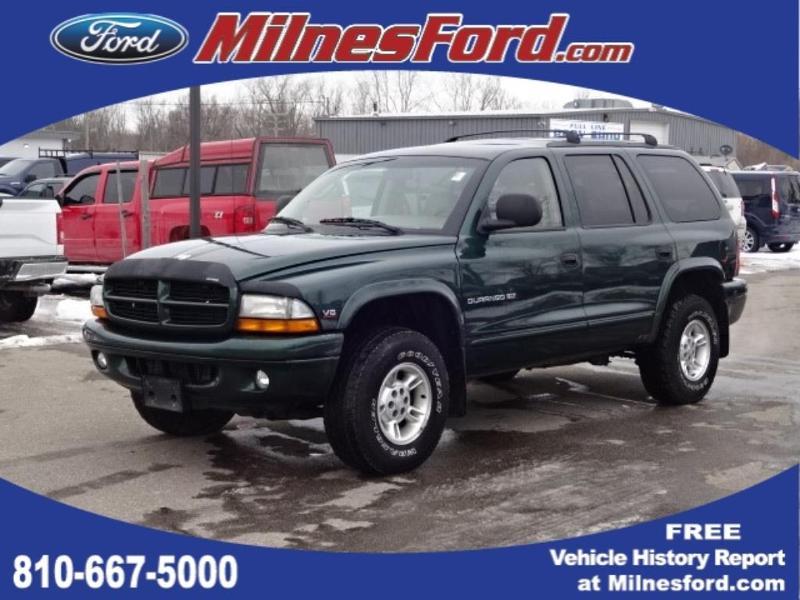 Dodge Durango 1999 $3299.00 incacar.com