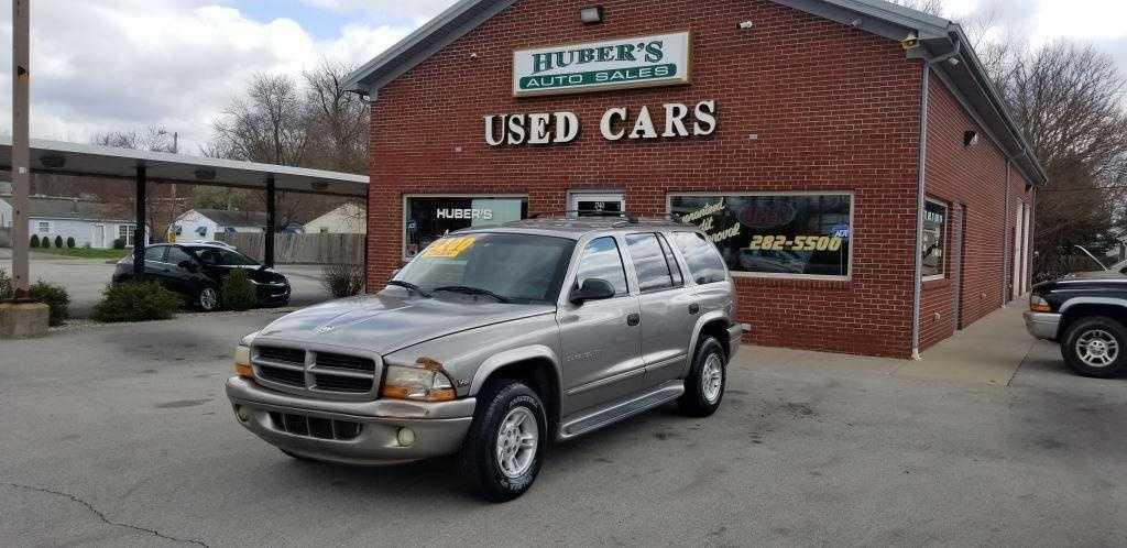 Dodge Durango 2000 $3200.00 incacar.com