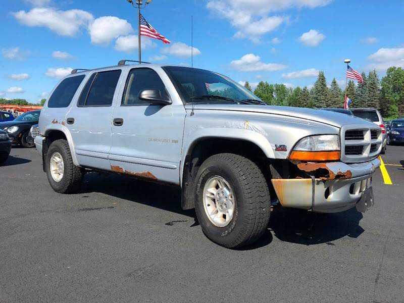 Dodge Durango 2000 $1200.00 incacar.com