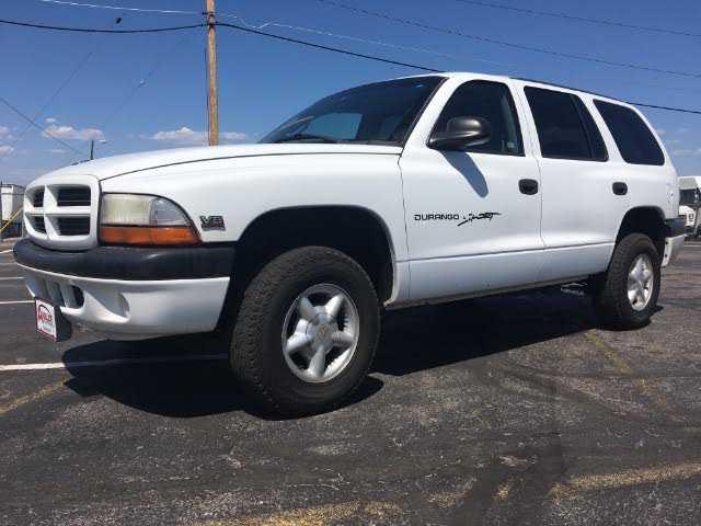 Dodge Durango 2000 $3488.00 incacar.com