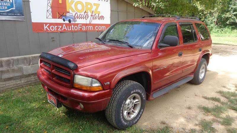 Dodge Durango 2000 $2950.00 incacar.com