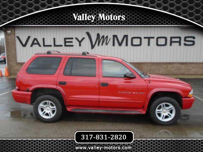 Dodge Durango 2001 $2995.00 incacar.com