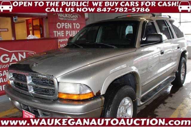 Dodge Durango 2001 $1000.00 incacar.com