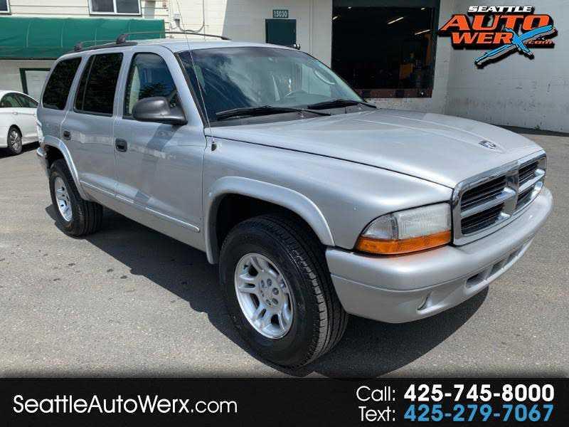 Dodge Durango 2002 $2495.00 incacar.com