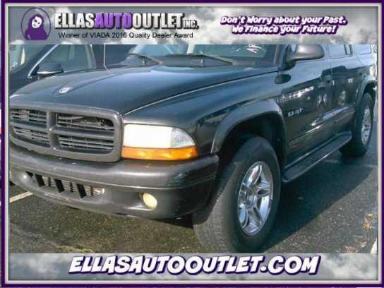 Dodge Durango 2002 $4992.00 incacar.com