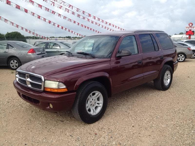 Dodge Durango 2002 $3100.00 incacar.com
