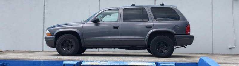 Dodge Durango 2003 $1500.00 incacar.com
