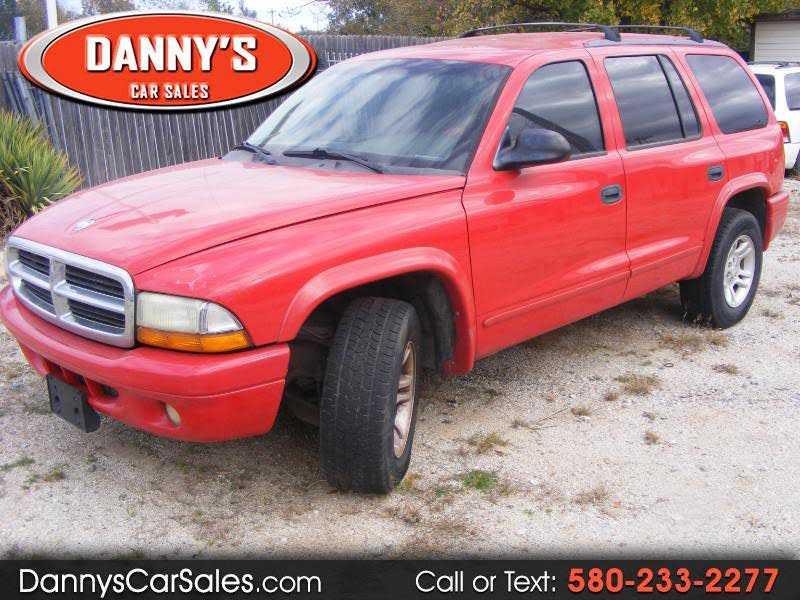 Dodge Durango 2003 $1200.00 incacar.com