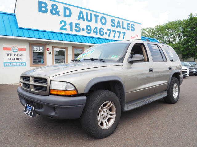 Dodge Durango 2003 $2500.00 incacar.com