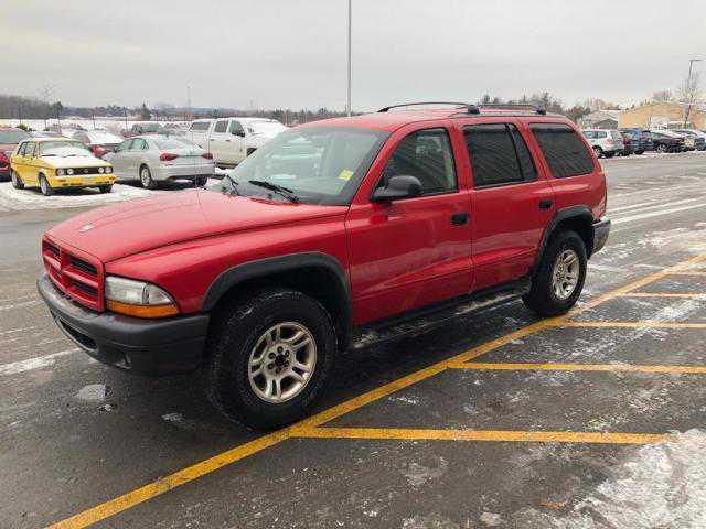 Dodge Durango 2003 $1550.00 incacar.com