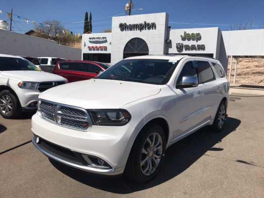 Dodge Durango 2017 $35738.00 incacar.com
