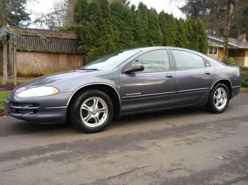 Dodge Intrepid 2001 $1250.00 incacar.com