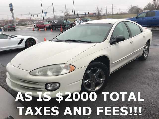 Dodge Intrepid 2003 $2000.00 incacar.com