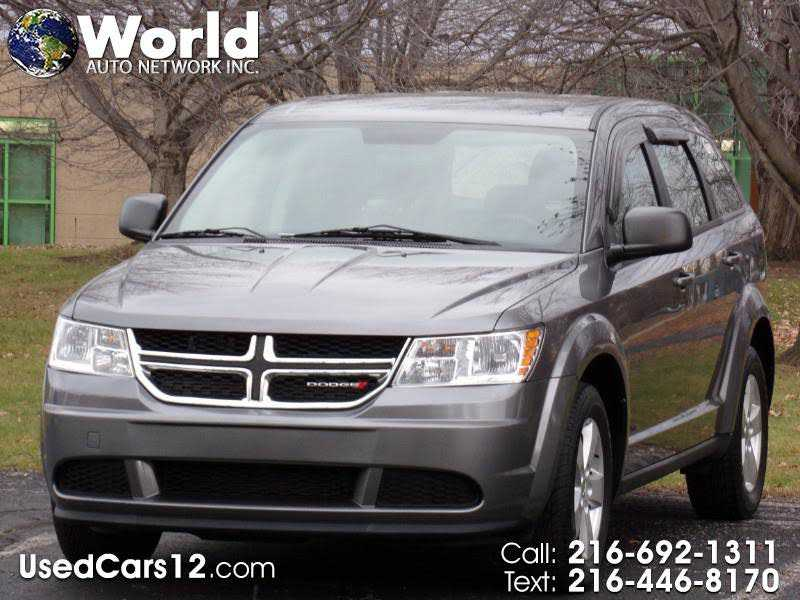 used Dodge Journey 2013 vin: 3C4PDCABXDT529503