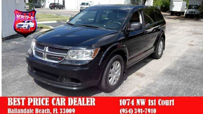 used Dodge Journey 2014 vin: 3C4PDCAB6ET150418