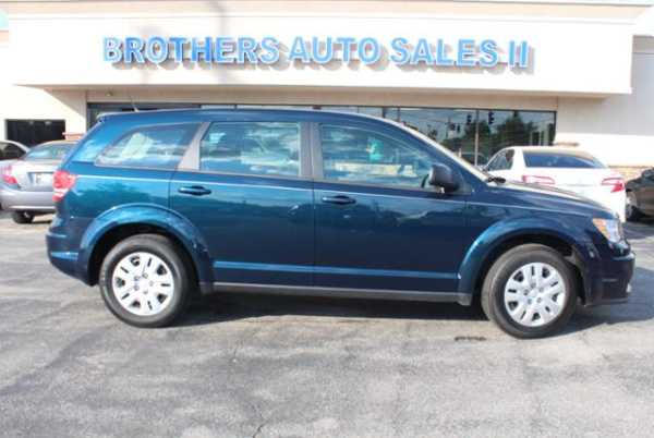 used Dodge Journey 2015 vin: 3C4PDCAB4FT567831