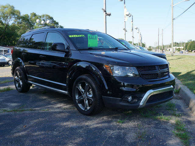 used Dodge Journey 2015 vin: 3C4PDCGBXFT517765