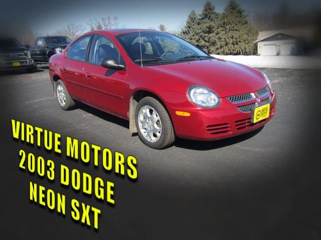 Dodge Neon 2003 $3495.00 incacar.com