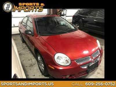 Dodge Neon 2003 $1655.00 incacar.com