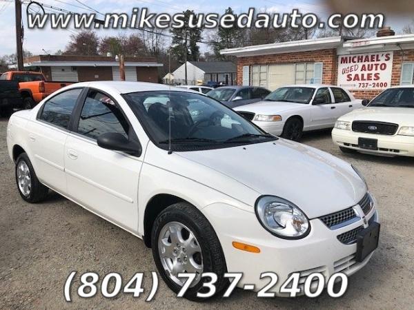 Dodge Neon 2005 $3495.00 incacar.com