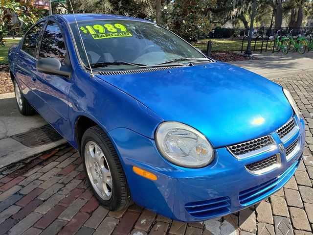 Dodge Neon 2005 $1890.00 incacar.com