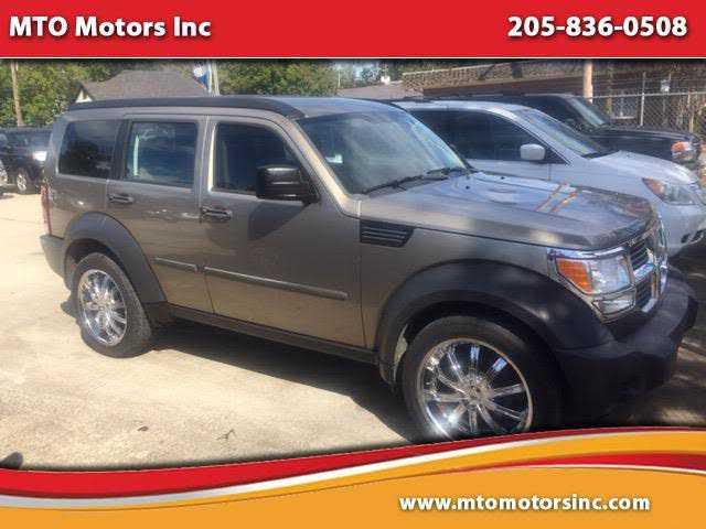 Dodge Nitro 2007 $4795.00 incacar.com