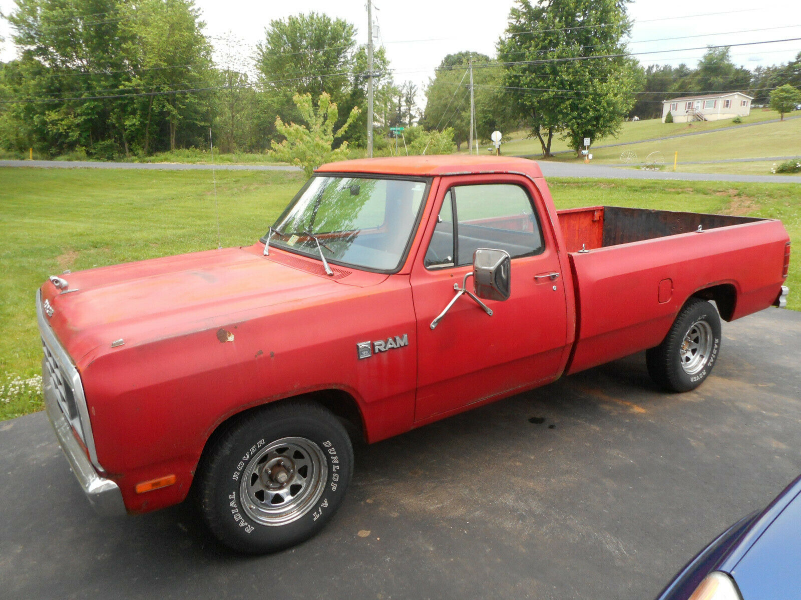 Dodge Other Pickups 1981 $962.00 incacar.com