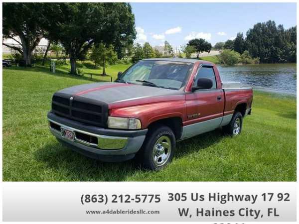 Dodge Ram 1500 1999 $2495.00 incacar.com