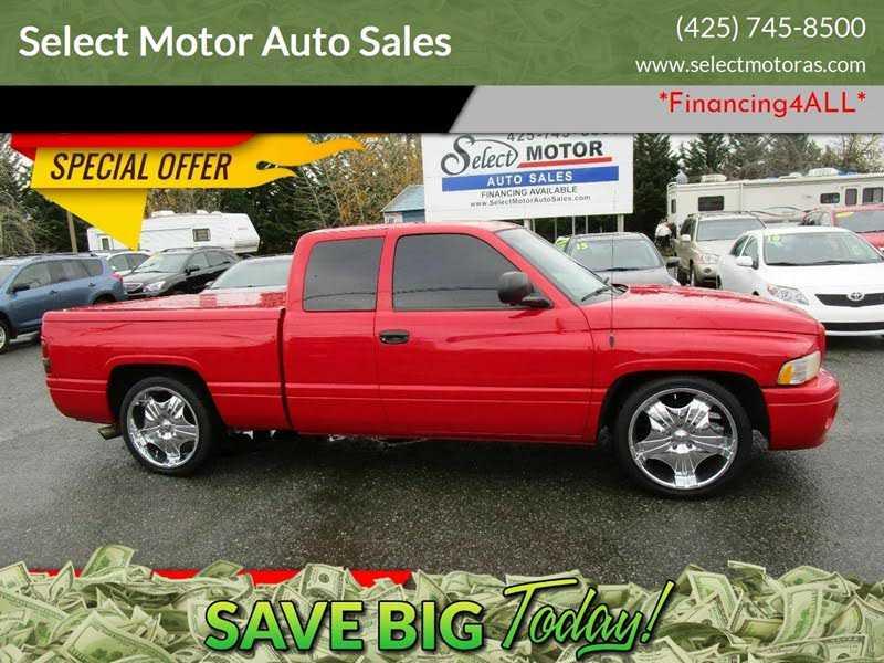 Dodge Ram 1500 1999 $4988.00 incacar.com