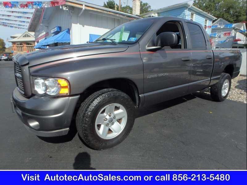 Dodge Ram 1500 2002 $6995.00 incacar.com