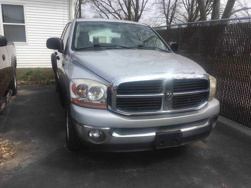 Dodge Ram 1500 2006 $6995.00 incacar.com