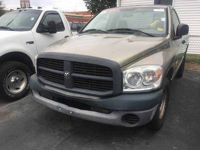 Dodge Ram 1500 2008 $4995.00 incacar.com